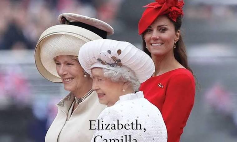 """Αποκαλύψεις που """"καίνε"""" την Camilla. Ήθελε να χωρίσει τον William από την Kate"""