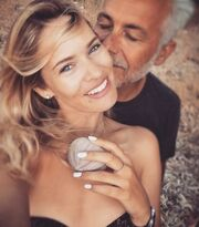 Χάρης Χριστόπουλος - Anita Brand: Παντρεύτηκαν κρυφά μετά από 15 χρόνια σχέσης