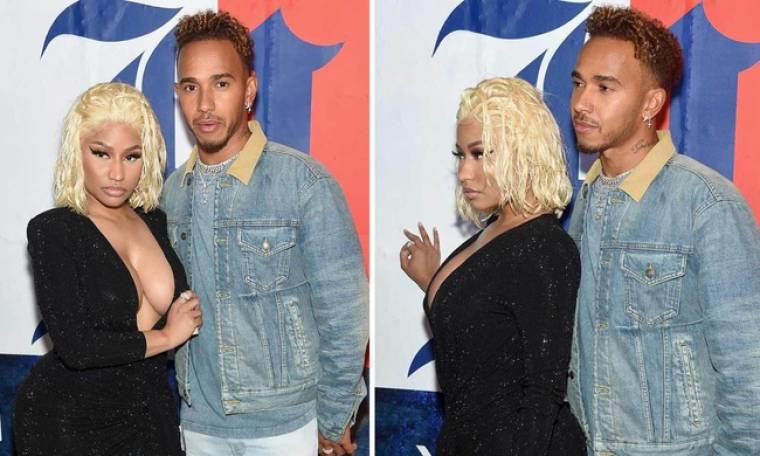 Τι συμβαίνει τελικά με την Nicki Minaj και τον Lewis Hamilton;