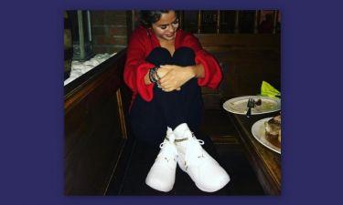 Tube Socks: Φόρεσε τις κάλτσες σου όπως η Selena Gomez και η Kendall Jenner