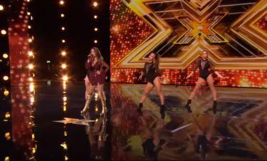 Ελληνίδα τραγουδίστρια άφωσε άφωνους τους κριτές στο βρετανικό X - Factor