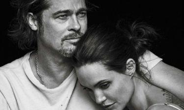 Άβολο!  Η νέα κίνηση του Brad Pitt λίγο πριν την «επέτειο χωρισμού» μας μπέρδεψε