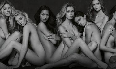 Κένταλ Τζένερ & Χαντίντ: σάλος στο διαδίκτυο για το γυμνό λεύκωμα των Instamodels