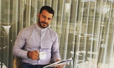 Γιώργος Αγγελόπουλος: Αυτά είναι τα μυστικά της διατροφής του