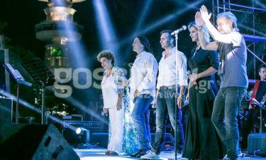 Κότσιρας-Μπάσης-Νέγκα-Πασχαλίδης: Αποθεώθηκαν στη συναυλία τους στη ΔΕΘ