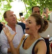 Λίνα Πρίντζου: Η γυναίκα του Χαραλαμπόπουλου γιορτάζει και κάνει την πιο γλυκιά εξομολόγηση
