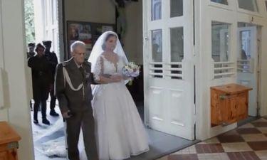 Συγκινητικό: Παππούς 94 ετών συνόδευσε την εγγονή του στο γάμο της και πέθανε δυο μέρες μετά