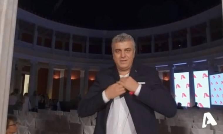 Βλαδίμηρος Κυριακίδης: «Μουρμουρίζει» για 6η σεζόν αλλά με νέο ταίρι και το απολαμβάνει!