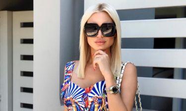 Αλεξάνδρα Παναγιώταρου: Αυτό είναι το νέο της look