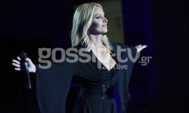 Πέγκυ Ζήνα: Ποιοι τραγουδιστές παρακολούθησαν την συναυλία της στο Βεάκειο