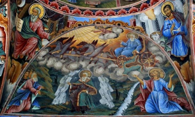 Οι τελευταίες μέρες του κόσμου πριν από την Δευτέρα Παρουσία και οι Προφήτες Ηλίας και Ενώχ