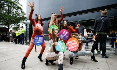 Eβδομάδα Μόδας Λονδίνου: Ηχηρό «όχι» στη γούνα
