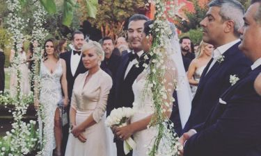 Ρέμος – Μπόσνιακ: Παντρεύτηκαν με την κόρη τους παρανυφάκι