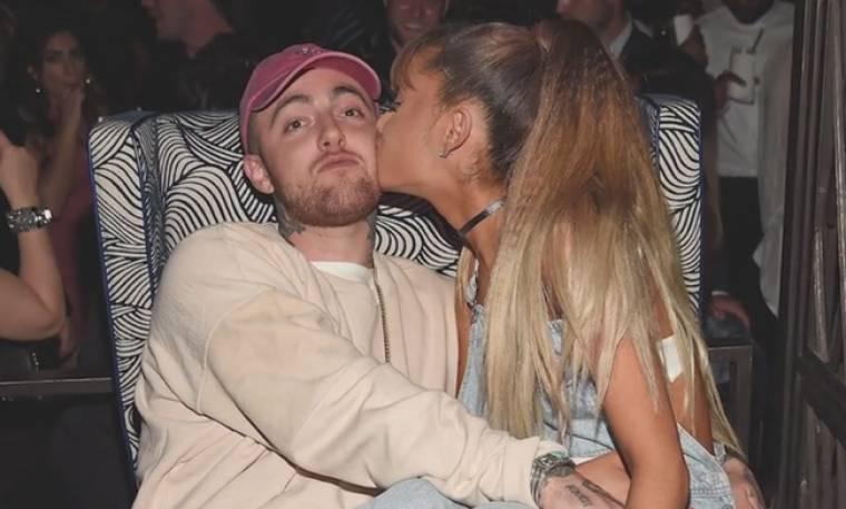 Η Ariana Grande μιλάει για τον χωρισμό της από τον Mac Miller