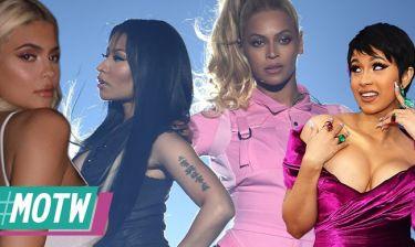 Η Beyonce στηρίζει την Nicki Minaj στη διαμάχη της με τη Cardi B ενώ η Jenner είναι εναντίον της