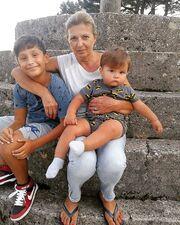 Αγγελική Ηλιάδη: Μας συστήνει την μητέρα της και στέλνει το μήνυμά της