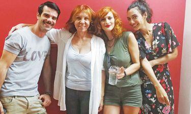 Ρένα Ρίγγα: «Πρόσθεσα και τις δικές μου ιστορίες για να ενισχύσω το μυστήριο»