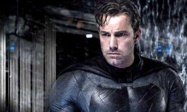 Τέλος ο ρόλος του Batman για τον Μπεν Αφλεκ