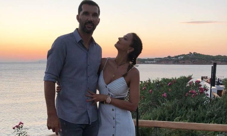 Αλέκα Καμηλά: Η φωτογραφία και το μήνυμα για την επέτειο του γάμου τους