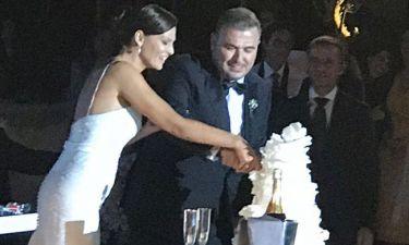 Το υπέροχο δώρο που δέχτηκαν Ρέμος-Μπόσνιακ για τον γάμο τους!