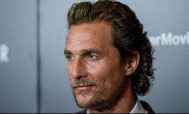 Ο Matthew McConaughey έκανε την καλύτερη διαφήμιση για την Ελλάδα