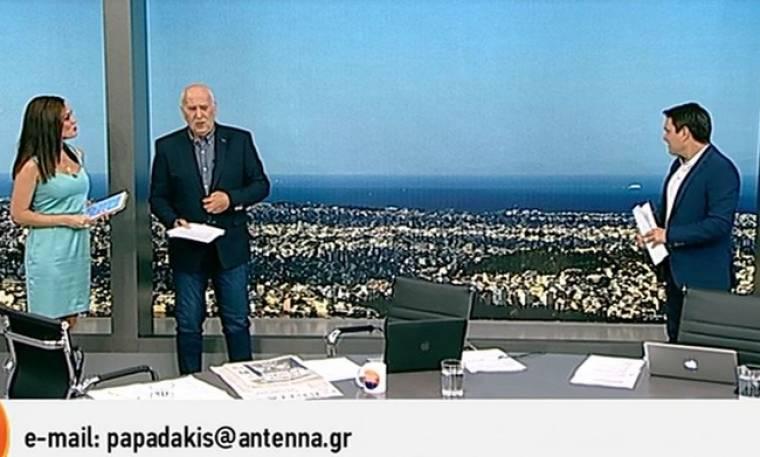 Καλημέρα Ελλάδα: Θα τρίβετε τα μάτια σας με τα νούμερα τηλεθέασης που έκανε ο Παπαδάκης