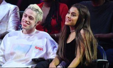 Ariana Grande - Pete Davidson: Δείτε το νέο μέλος της οικογένειάς τους