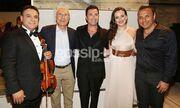 Ο Μάριος Φραγκούλης στο Ηρώδειο υπό την καλλιτεχνική επιμέλεια της Λίνας Νικολακοπούλου