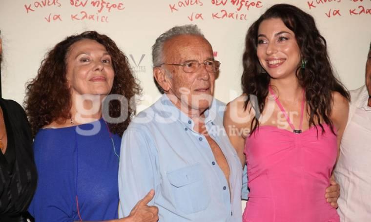 Λιβανού-Πανουσόπουλος: Μια οικογενειακή φωτογραφία