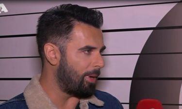 Γιώργος Παπαδόπουλος: Μιλάει πρώτη φορά για τον ενάμιση μηνών γιο του!