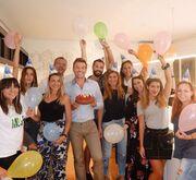 Σπύρος Σούλης: Η έκπληξη που του έκαναν οι συνεργάτες του για τα γενέθλιά του