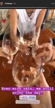 Χριστίνα Μπόμπα: Αντί για bachelorette party, oι φίλες της κανόνισαν after wedding shower!