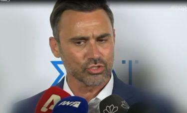 Γιώργος Καπουτζίδης:  Η αποκάλυψή του on camera για… σίριαλ!