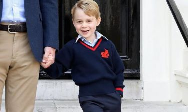 Πρίγκιπας George: Ο πατέρας του αποκάλυψε με τι έχει εμμονή