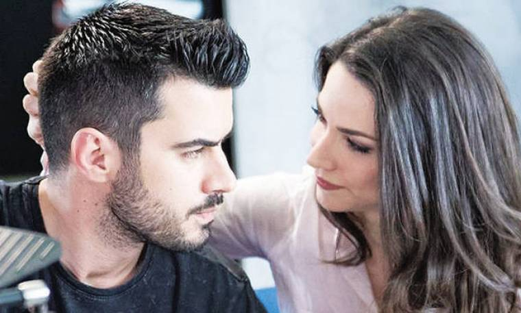 Κατερίνα Γερονικολού: Η ερώτησή της σε ρεπόρτερ: «Είπε ο Γιάννης σε εκπομπή ότι είμαστε μαζί;»