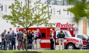 ΗΠΑ: Νεκρή η γυναίκα που άνοιξε πυρ στο Μέριλαντ και σκότωσε 3 ανθρώπους (pics+vid)