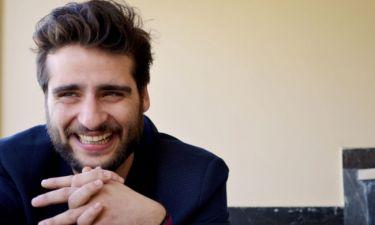 Κωνσταντίνος Μπιμπής: «Η υποκριτική δεν ήταν κάτι που ήθελα από μικρός»