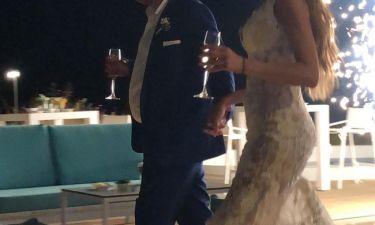 Παντρεύτηκε Ελληνίδα τραγουδίστρια χθες βράδυ!