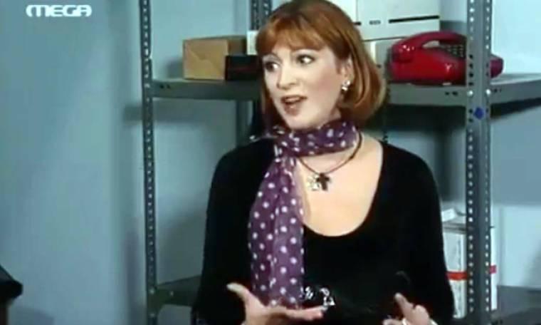Αγνώριστη η Άννα Παντζέλη - Δείτε πώς είναι σήμερα!