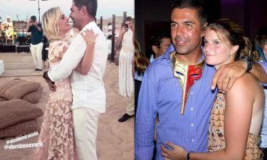 Παντρεύεται σήμερα ο Αλβάρο. Σε άσχημη ψυχολογική κατάσταση η Ωνάση - Εικόνες από το χθεσινό πάρτι