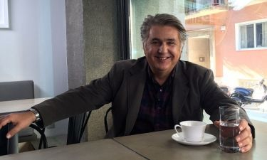 """Ιεροκλής Μιχαηλίδης: «Μόλις διάβασα το σενάριο του """"Κάνε γονείς να δεις καλό"""" είπα αμέσως ναι»"""