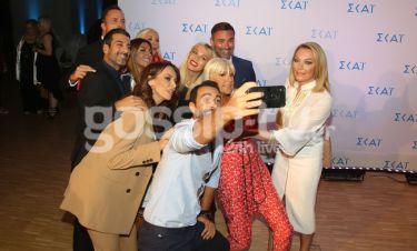 """Η selfie α λα DeGeneres του Τανιμανίδη και το """"κυνηγητό"""" της Σπυροπούλου"""