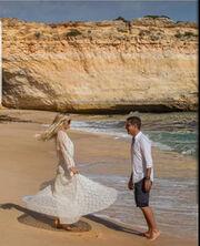 Παντρεύτηκε ο πρώην σύζυγος της Αθηνάς Ωνάση! Το φωτογραφικό άλμπουμ του γάμου του!
