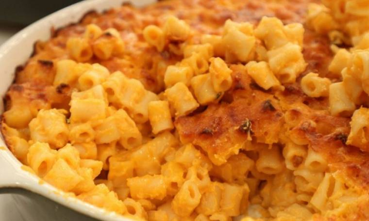 Mac 'n' Cheese από τον Γιώργο Τσούλη!