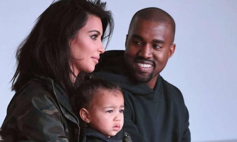 Ο μικρός της Kim Kardashian είναι ίδιος ο μπαμπάς του και η Kim το διασκεδάζει