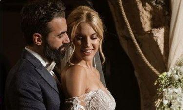 H ερωτική εξομολόγηση της Γαστεράτου στον άντρα της στην πρώτη ανάρτησή της μετά τον γάμο τους!