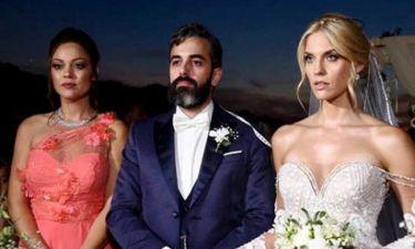 Η Μπάγια Αντωνοπούλου δημοσίευσε φωτογραφίες από το γάμο της Γαστεράτου