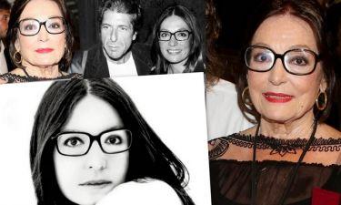 Γιατί η Νανά Μούσχουρη δεν άλλαξε ποτέ τον σκελετό των γυαλιών της; Διαβάστε τι αποκαλύπτει η ίδια!