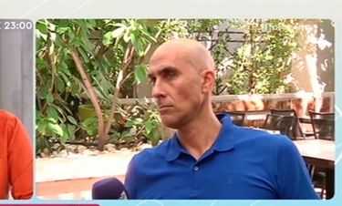 Χαράλαμπος Παπανικολάου: «Έπρεπε να φτιαχτεί αυτό το κόνσεπτ του χωρισμού για να είναι καλύτερο»