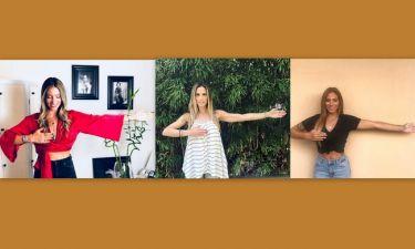 Ελληνίδες celebrities έγιναν… «αλυσίδα» για καλό σκοπό